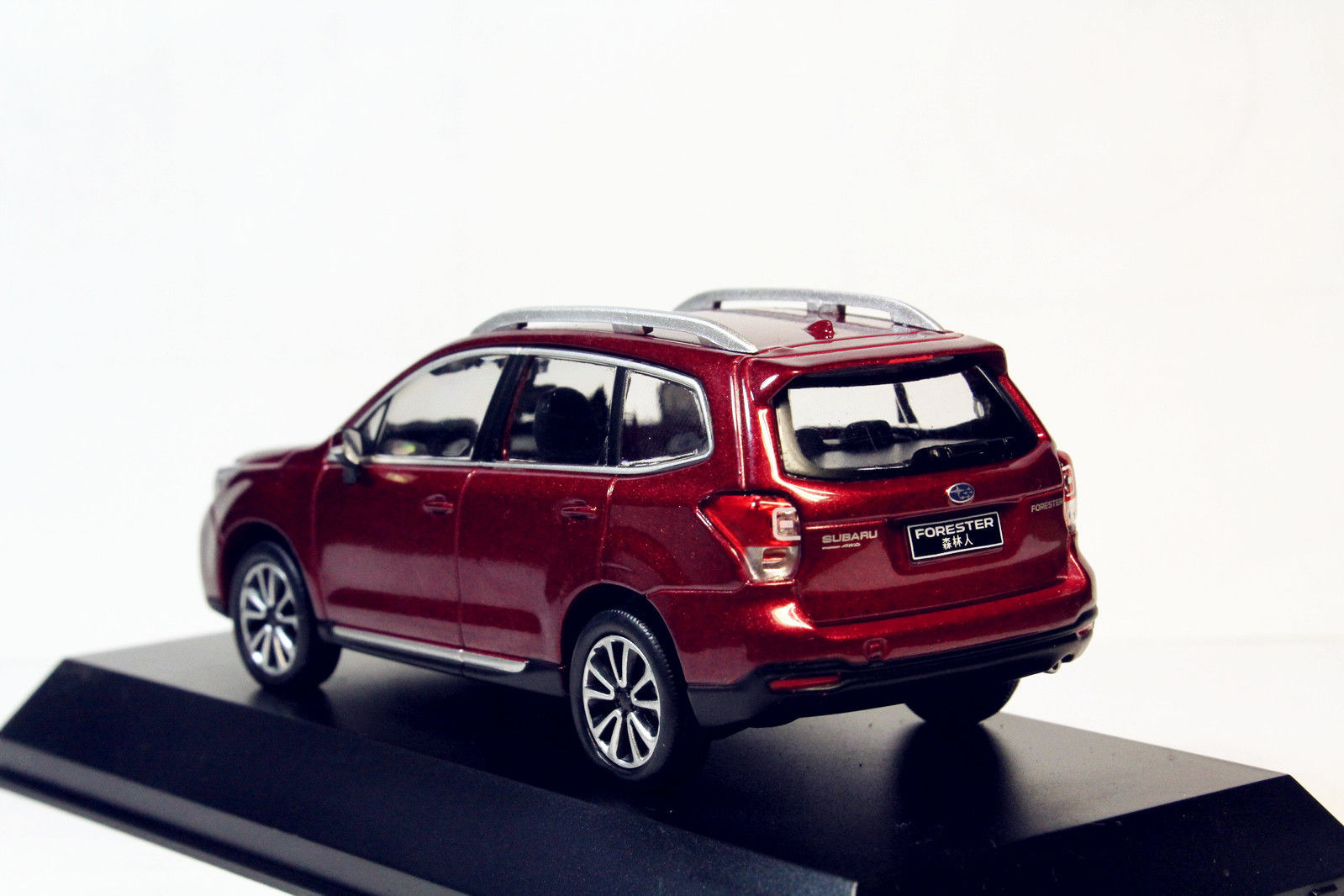 Awesome 1/43 Subaru Forester 2017 Diecast Model 2018-2019 ...