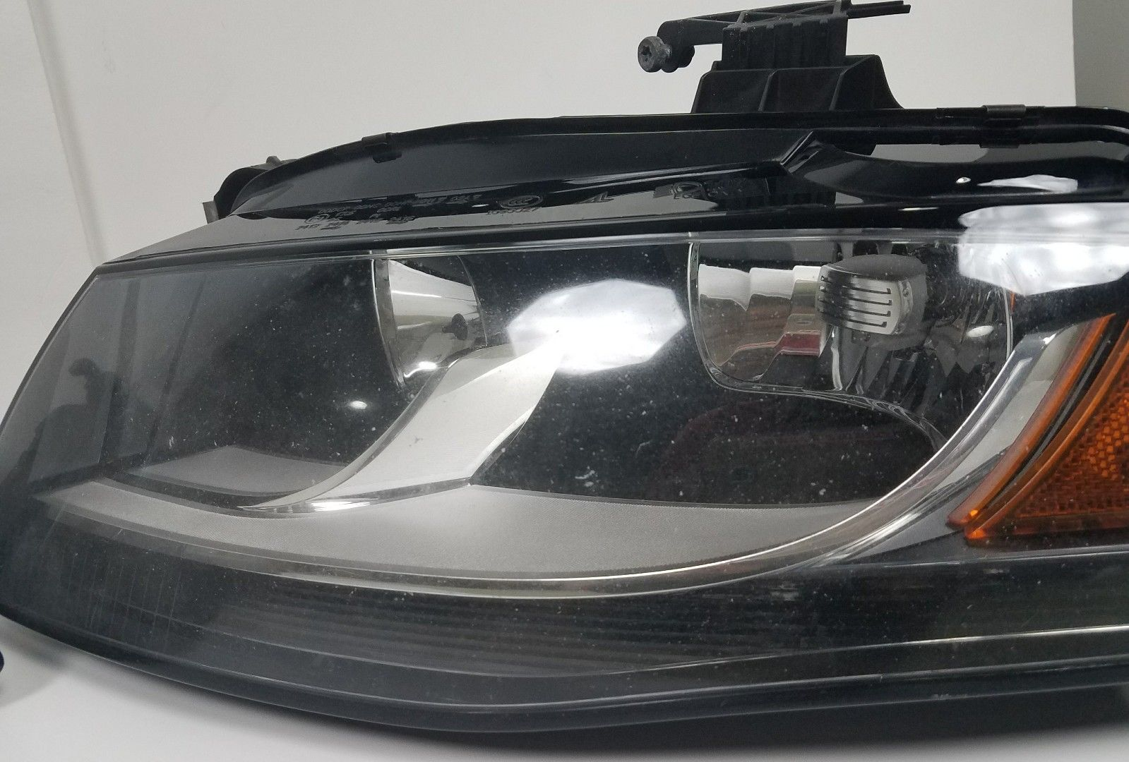 Awesome 2009 Audi A4 Oem Headlights 2018 2019 24carshop