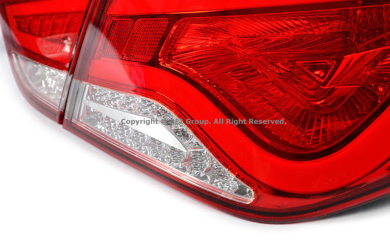 FOR HY SONATA 2011 2012 2013 2014 TAIL LIGHT LEFT DRIVER SIDE 92401-3Q000