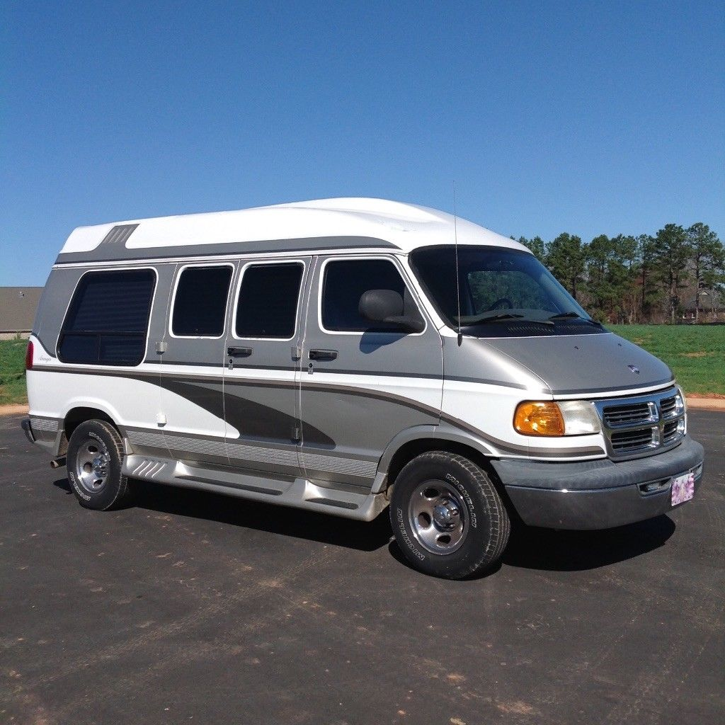 Awesome 2001 Dodge Ram 1500 Conversion Van 2018 2019