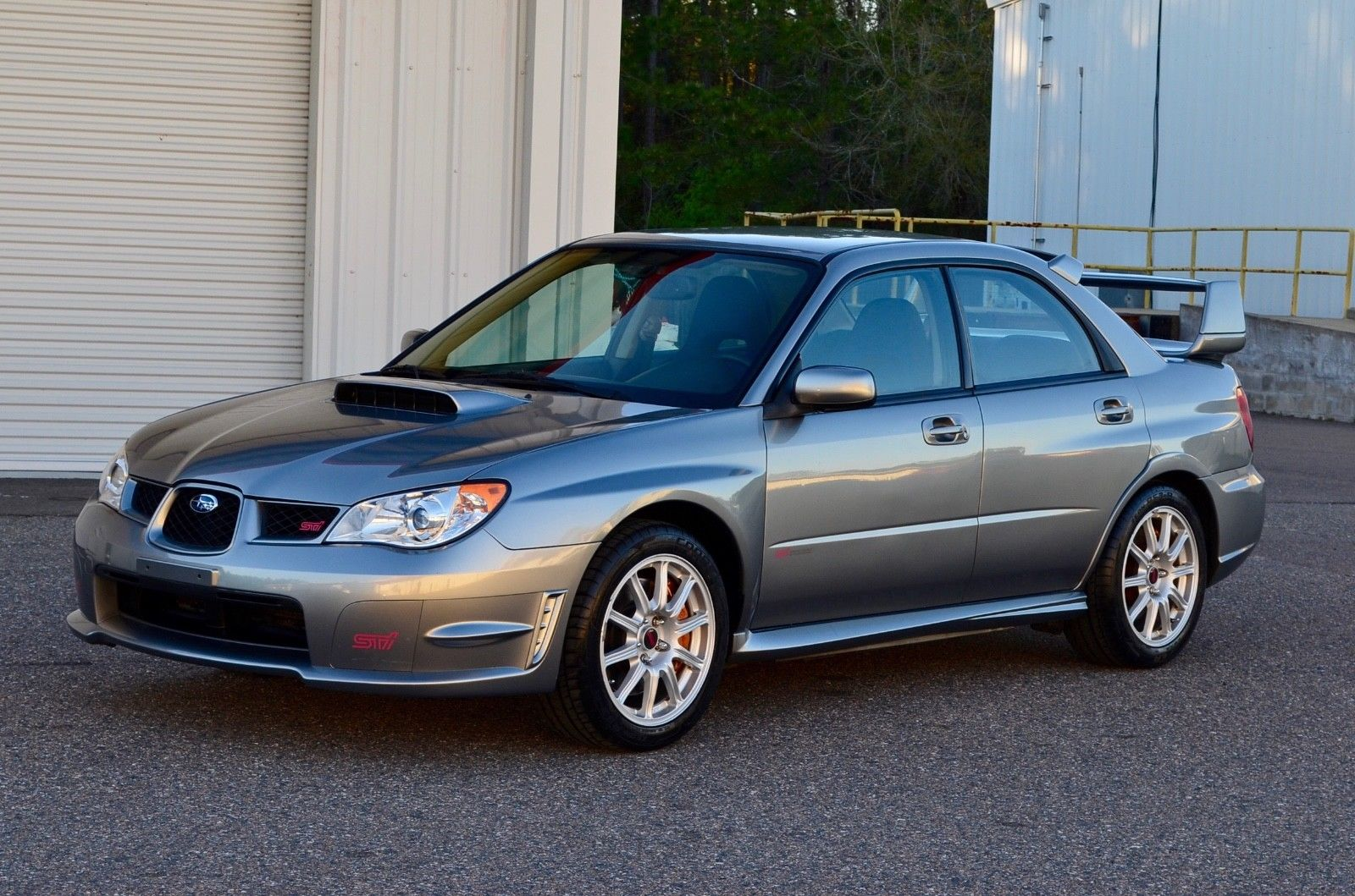 Awesome 2007 Subaru Impreza Wrx Sti Turbo Awd 6 Sd Manual Rally Evo S2000 Reserve No 2017 2018