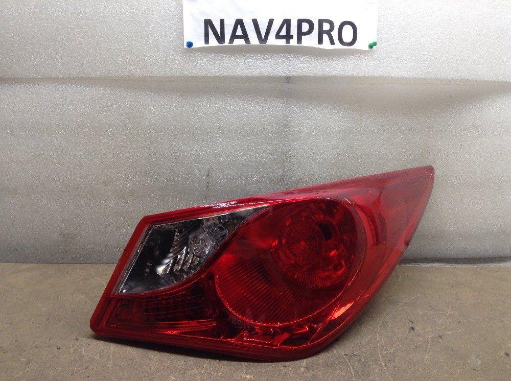 Great 2011 2012 2013 2014 Hyundai Sonata Right Tail Light Lamp