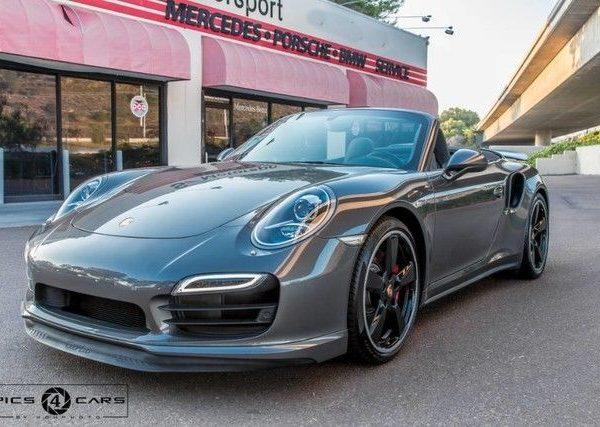 Amazing 2014 Porsche 911 Turbo S Convertible 2 Door 2014 Porsche 911