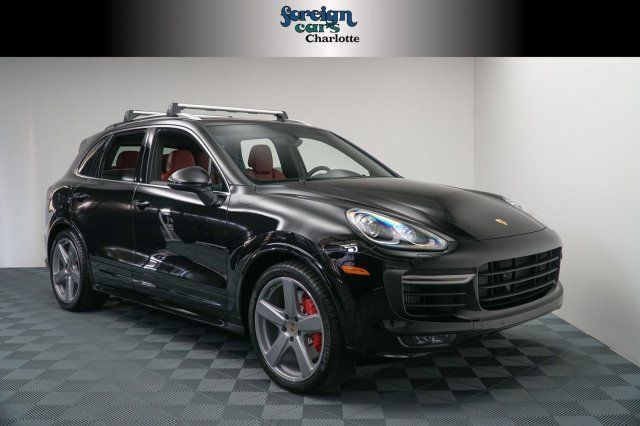 Great 2017 Porsche Cayenne Gts Better Than New Only 500 Miles Save Thousands 2018 2019