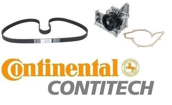 For 2002-2006 Audi A4 A6 3.0L 6cyl Contitech OEM Timing Belt NEW