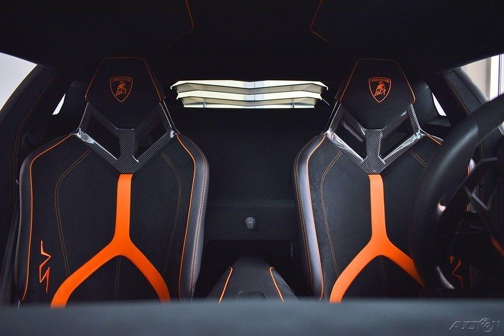 Lamborghini Aventador LP750-4 Superveloce 2016 Lamborghini ...