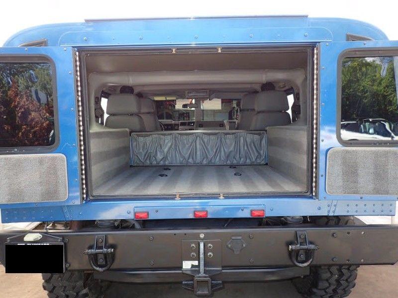 Awesome 1996 Hummer H1 Hummer H1 Wagon 1996 2017/2018 | 24Cars