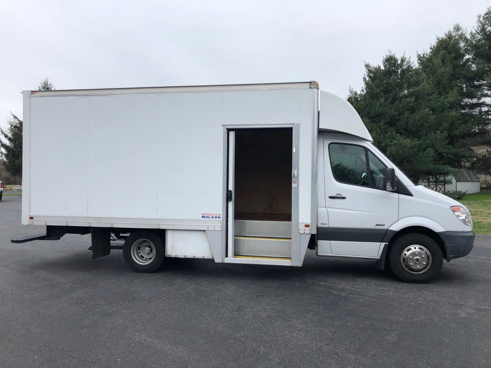 Buick Encore For Sale >> Great 2011 Mercedes-Benz Sprinter 3500 2011 Mercedes-Benz Sprinter 3500 Box Van, Box Truck ...