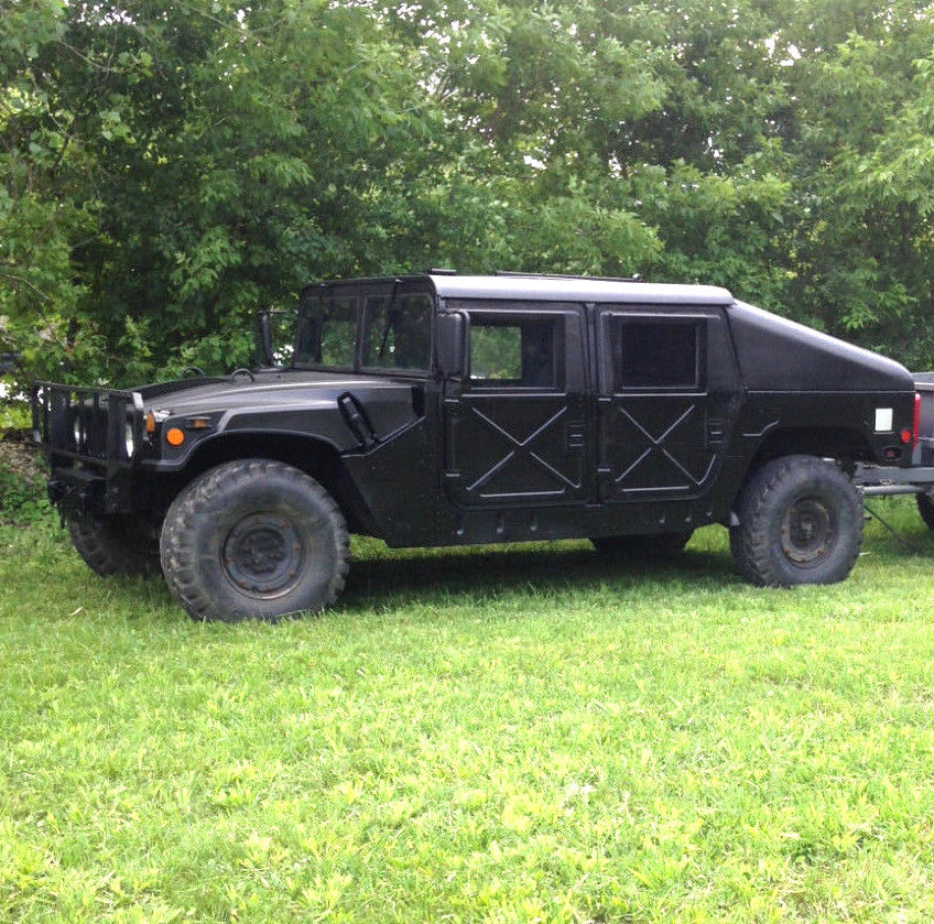Is Hummer Coming Back In 2018? >> Amazing Titled Am General Slant Back Humvee Hummer H1 W Winch 2017 2018