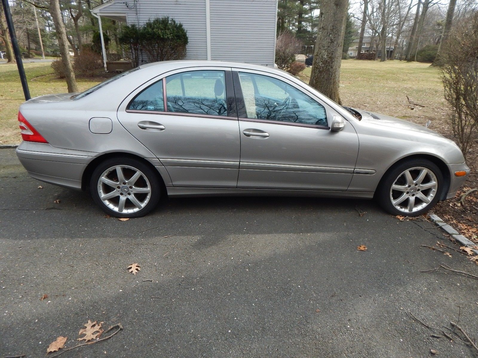 Great 2004 Mercedes Benz C Class 2004 Mercedes Benz C230 Kompressor
