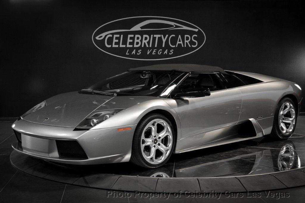 Amazing Lamborghini Murcielago 2dr Convertible Roadster 2006