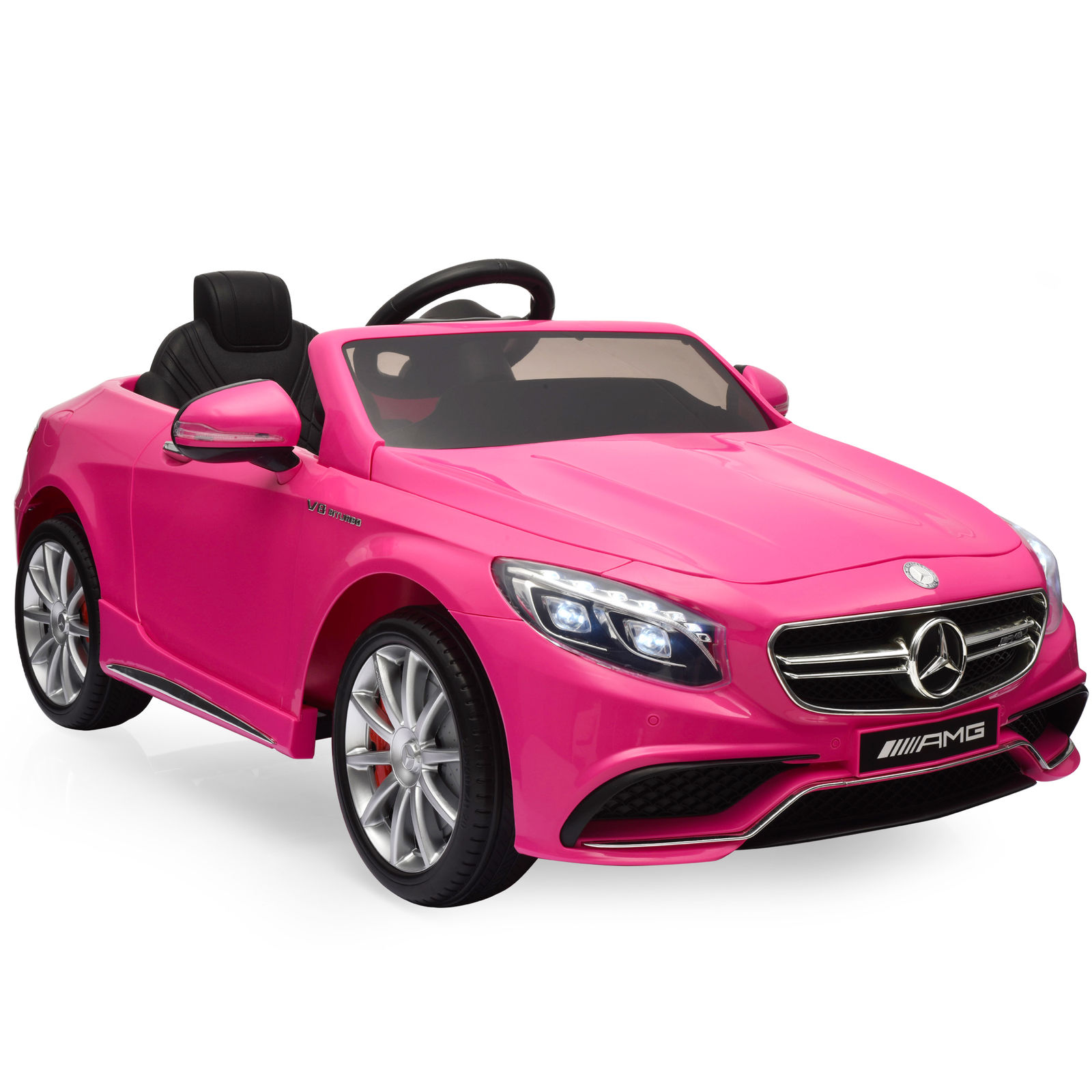 Kids Ride On Car MP3 Battery Power Parent Remote Control
