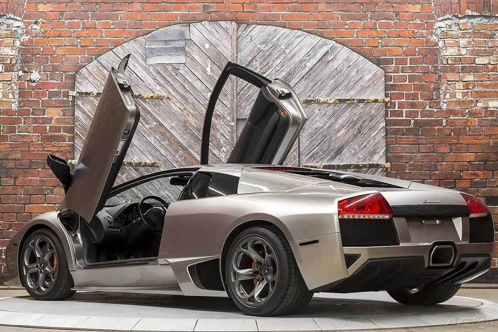 Great Lamborghini Murcielago Lp640 08 Lp 640 Upgraded Exhaust Clear