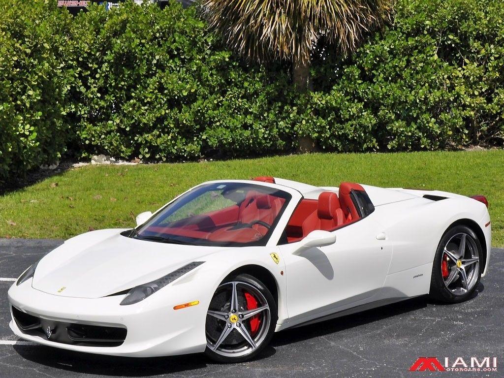 2014 Ferrari 458 Spider >> Great 458 Italia 3k Miles Huge Msrp 2014 Ferrari 458 Spider 3k