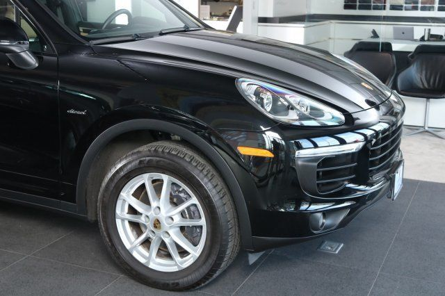 Great Porsche Cayenne 2015 SUV Used Turbo Diesel V 6 3 0 L 181 8