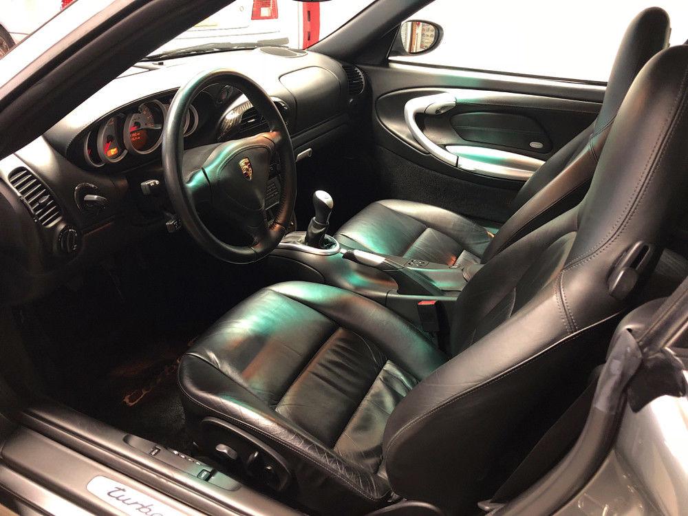 Great 2005 Porsche 911 Turbo S Manual 2005 Porsche 911 996 Turbo S Cabriolet Orig Paint X50 PCCB ...