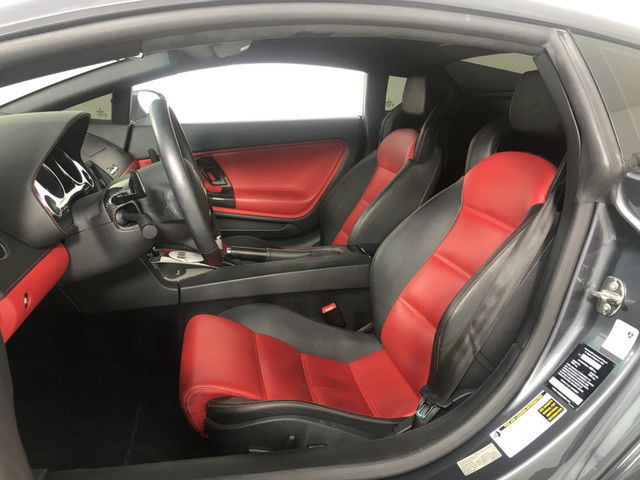Amazing 2006 Lamborghini Gallardo Full Carbon Interior Navigation