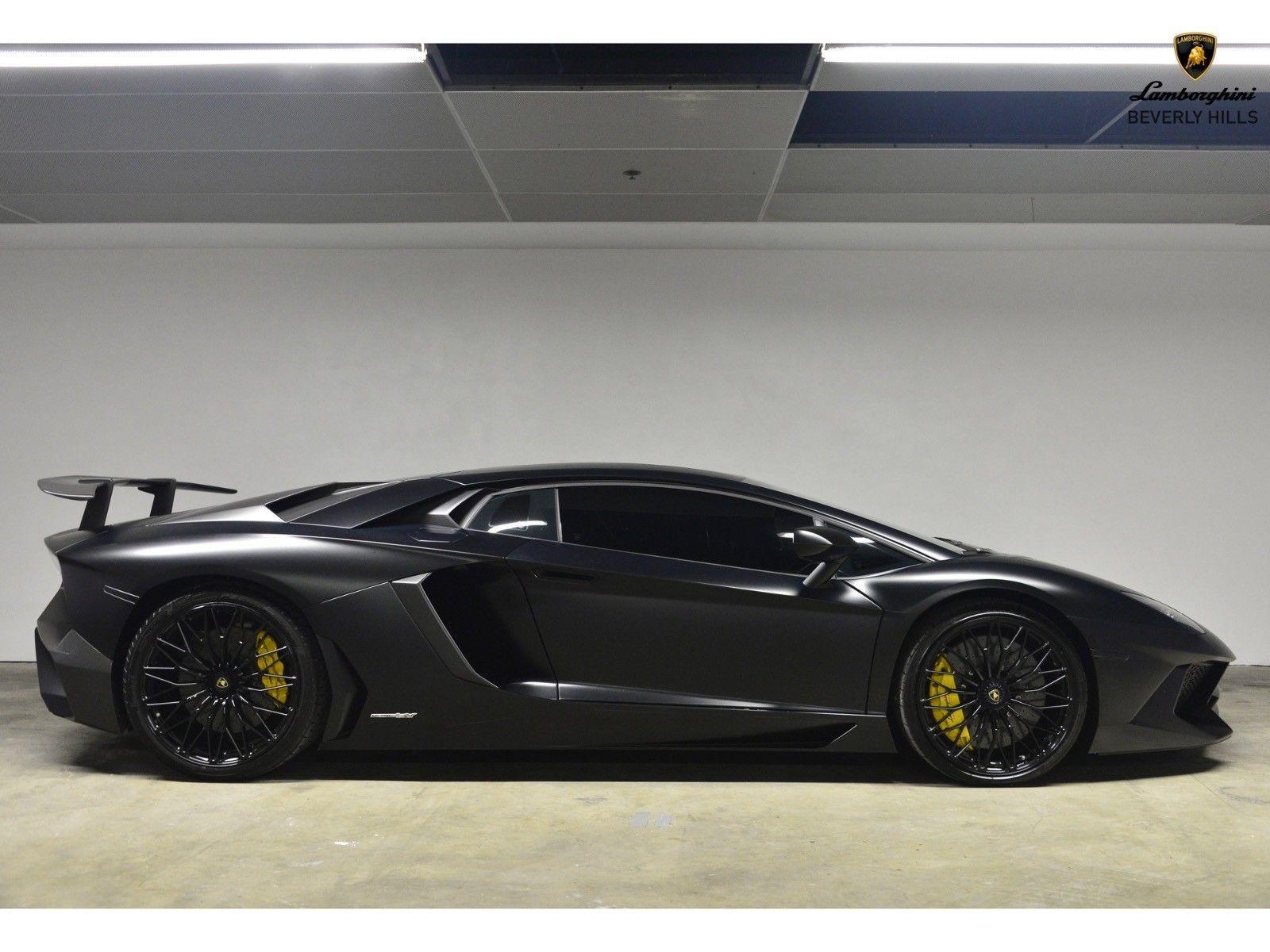 Amazing 2016 Lamborghini Aventador 2016 Lamborghini