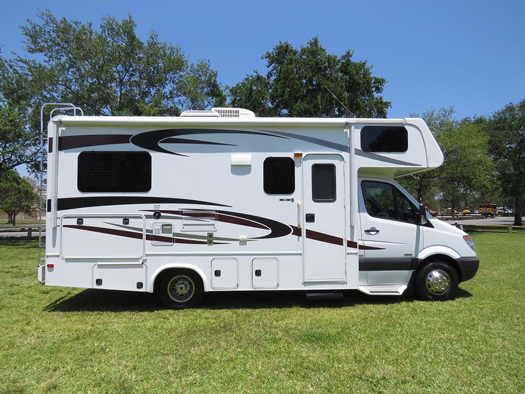 Great Forest River Solera Sprinter Chassis 24s Florida