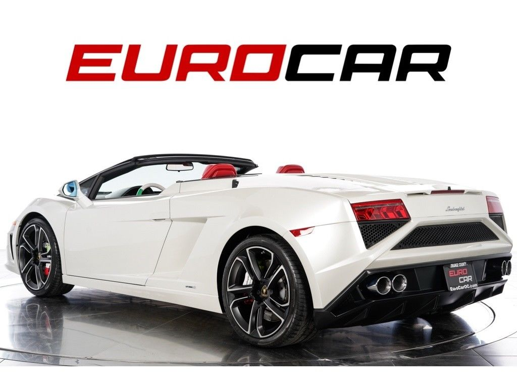 Great Gallardo Lp 560 4 Spyder 2013 Lamborghini Gallardo Lp 560 4