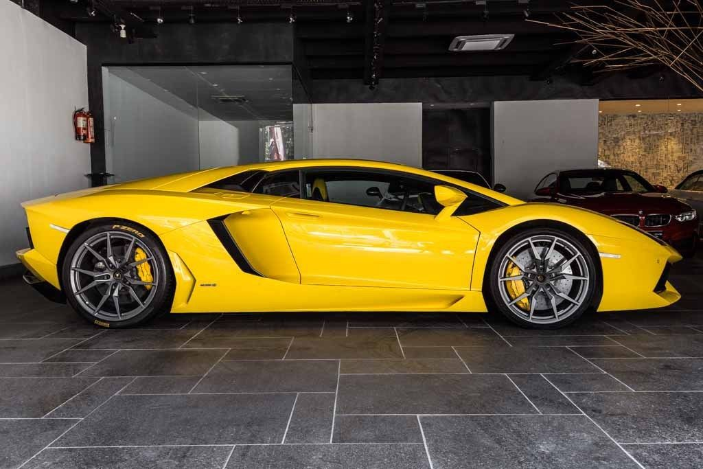 Awesome 1111 Replica Kit Makes Aventador Lamborghini Aventador