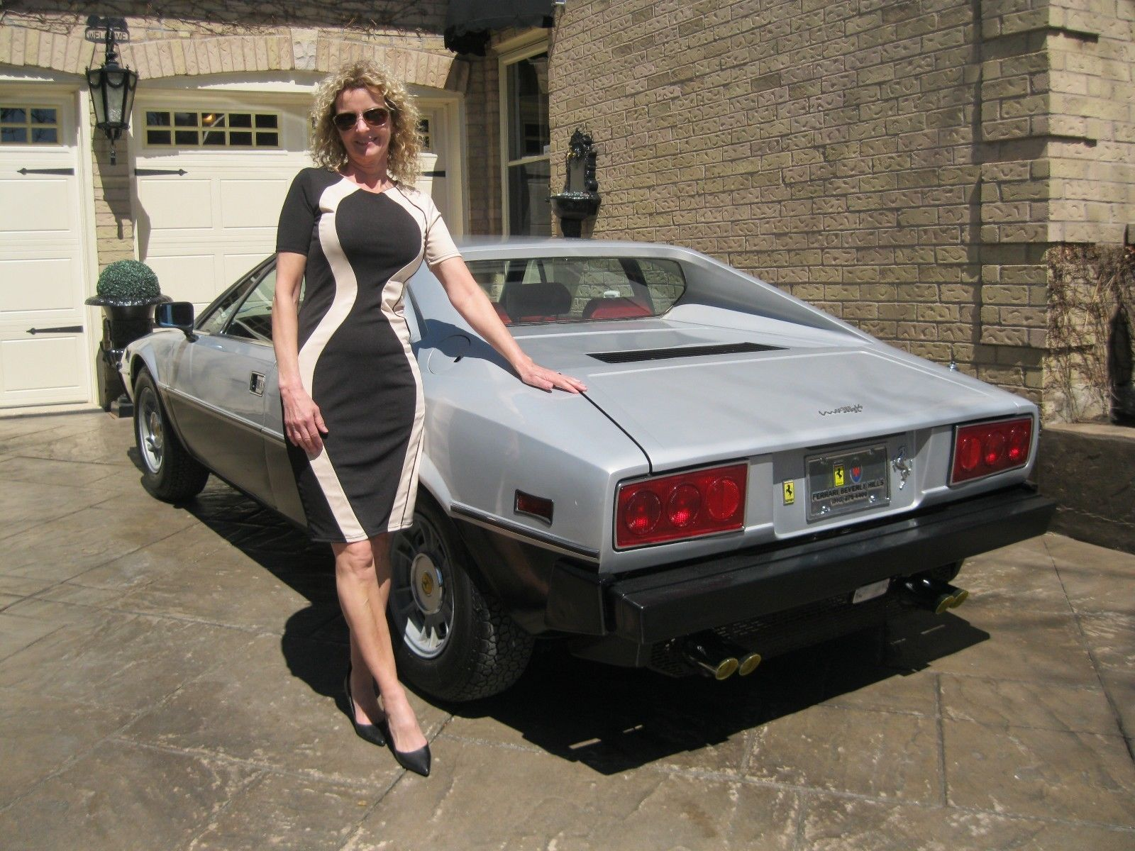 Amazing 1975 Ferrari 308 Boxer 1975 Ferrari Dino 308 GT4, Boxer, Series 1,  27K Miles,Original, No Reserve 2018,2019