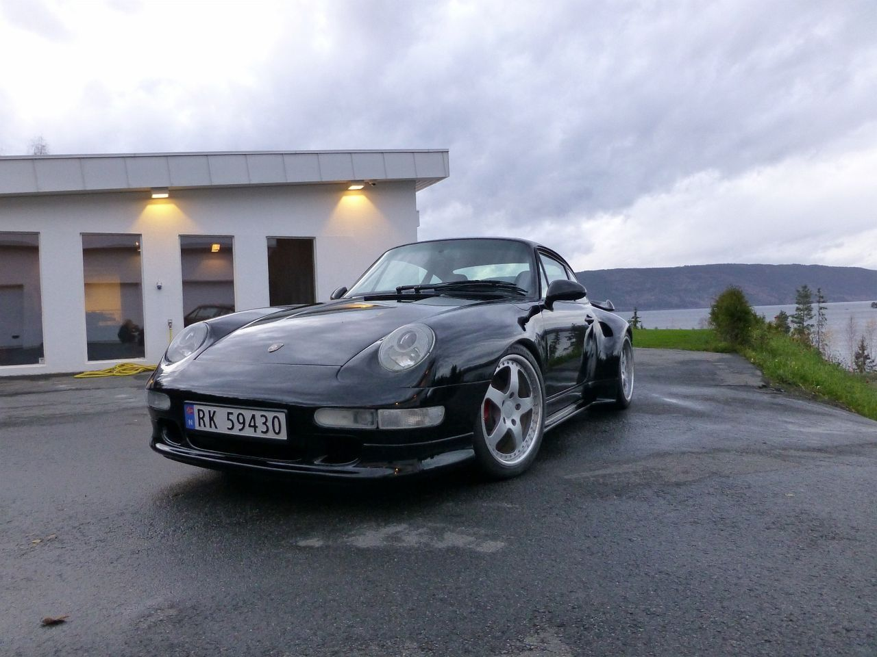 Awesome 1995 Porsche 911 Carrera 2 Custom Widebody 480 Hp 993 W REBUILT 32 Turbo Engine 2017 2018