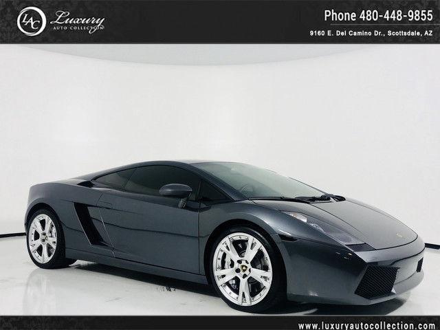 Great 2006 Lamborghini Gallardo Full Carbon Interior Navigation