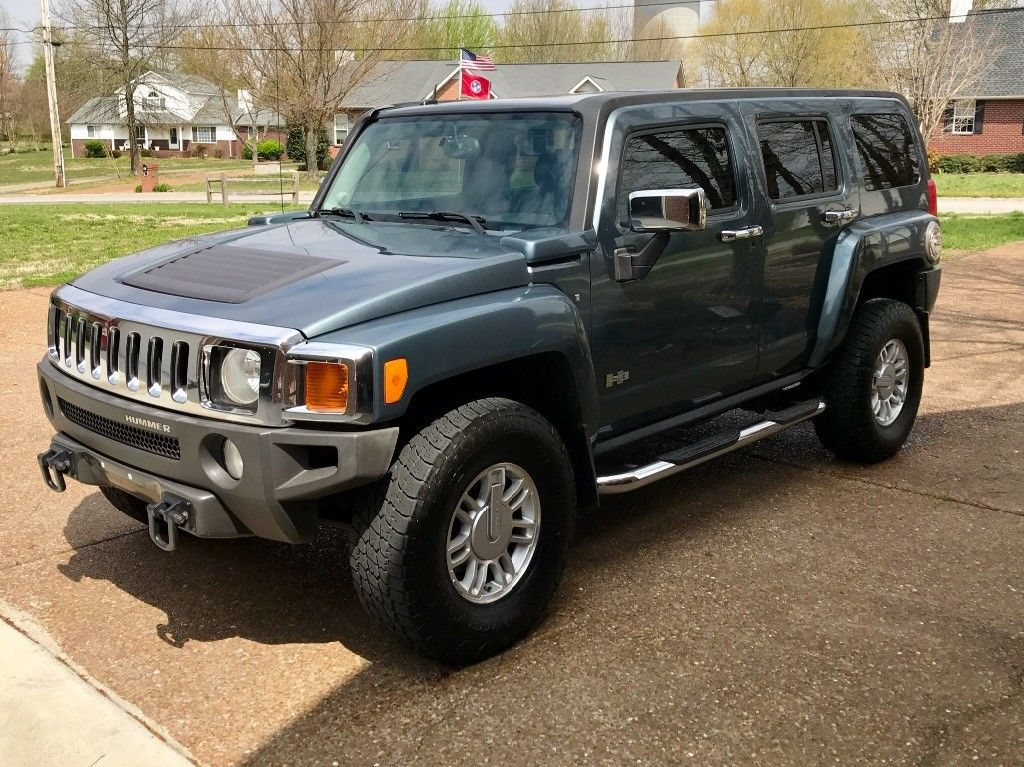 Great 2007 Hummer H3 Luxury 2017 2018