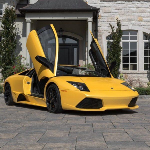 Amazing 2008 Lamborghini Murcielago Lp640 Lamborghini Murcielago