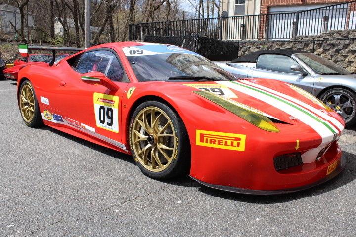 Amazing 2014 Ferrari 458 Challenge Race Car For Sale Super Low