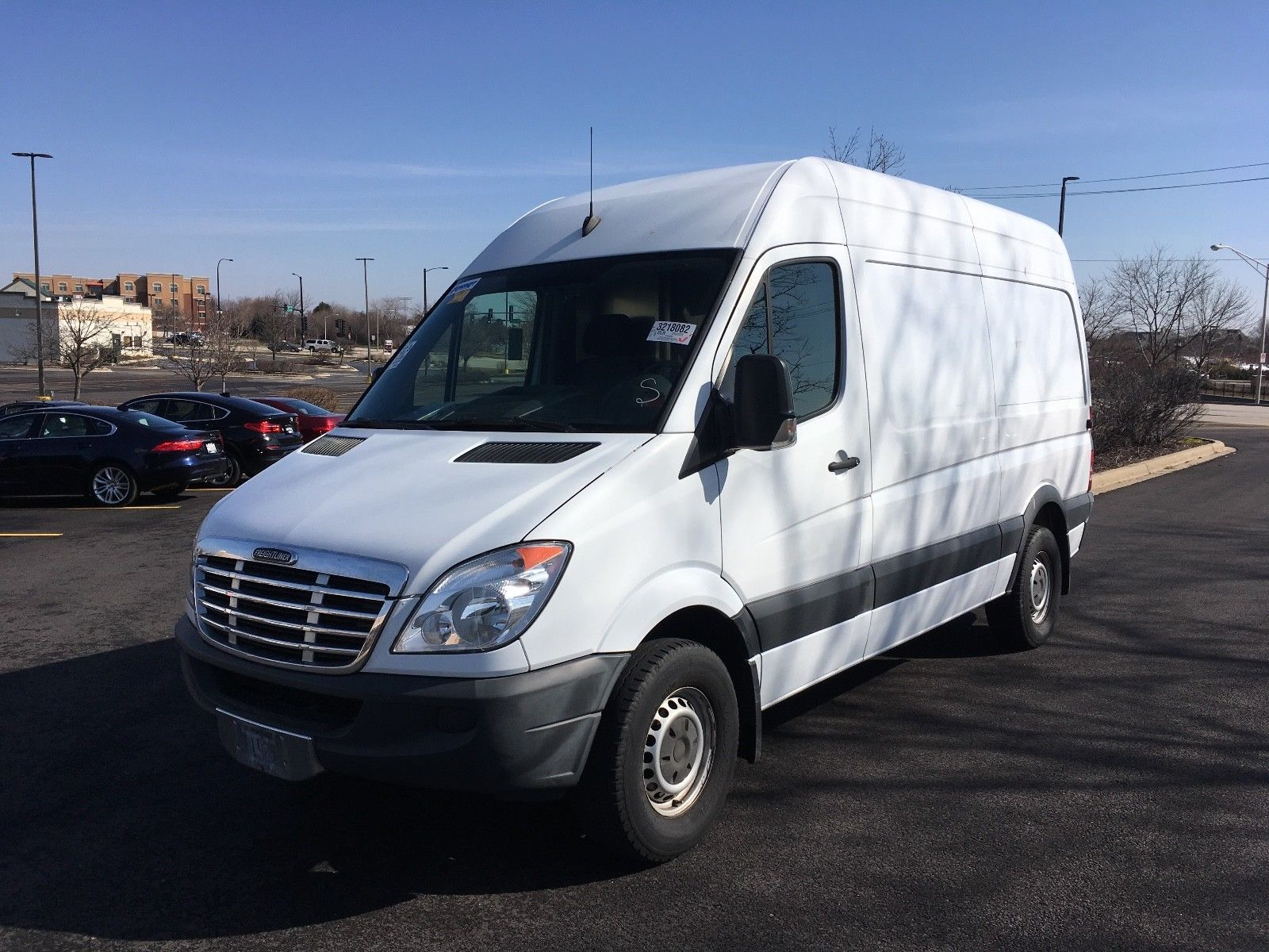 Great 2014 Mercedes Benz Sprinter 2500 2014 MERCEDES SPRINTER 2500 144u2033 12  PASSENGER TWIN TURBO DIESEL 25MPG 2017 2018
