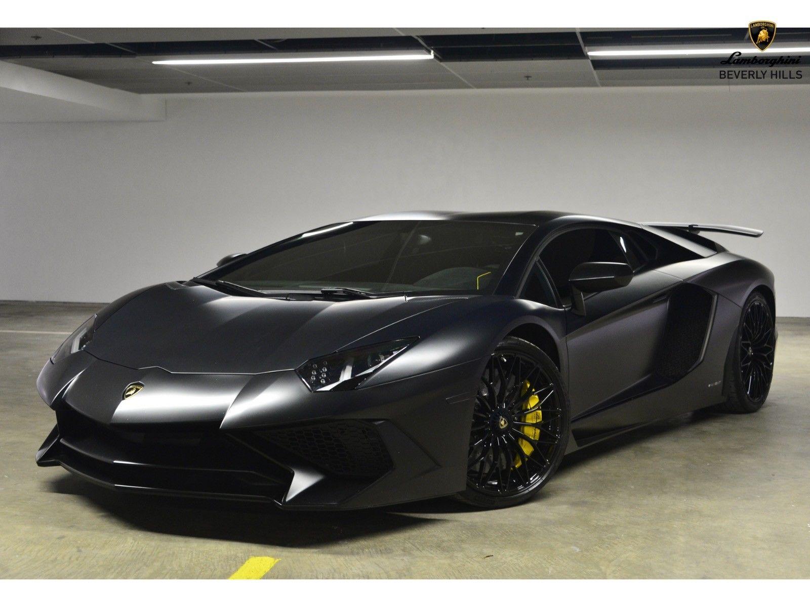 Awesome 2016 Lamborghini Aventador 2016 Lamborghini Aventador Sv 2018 2019 24carshop