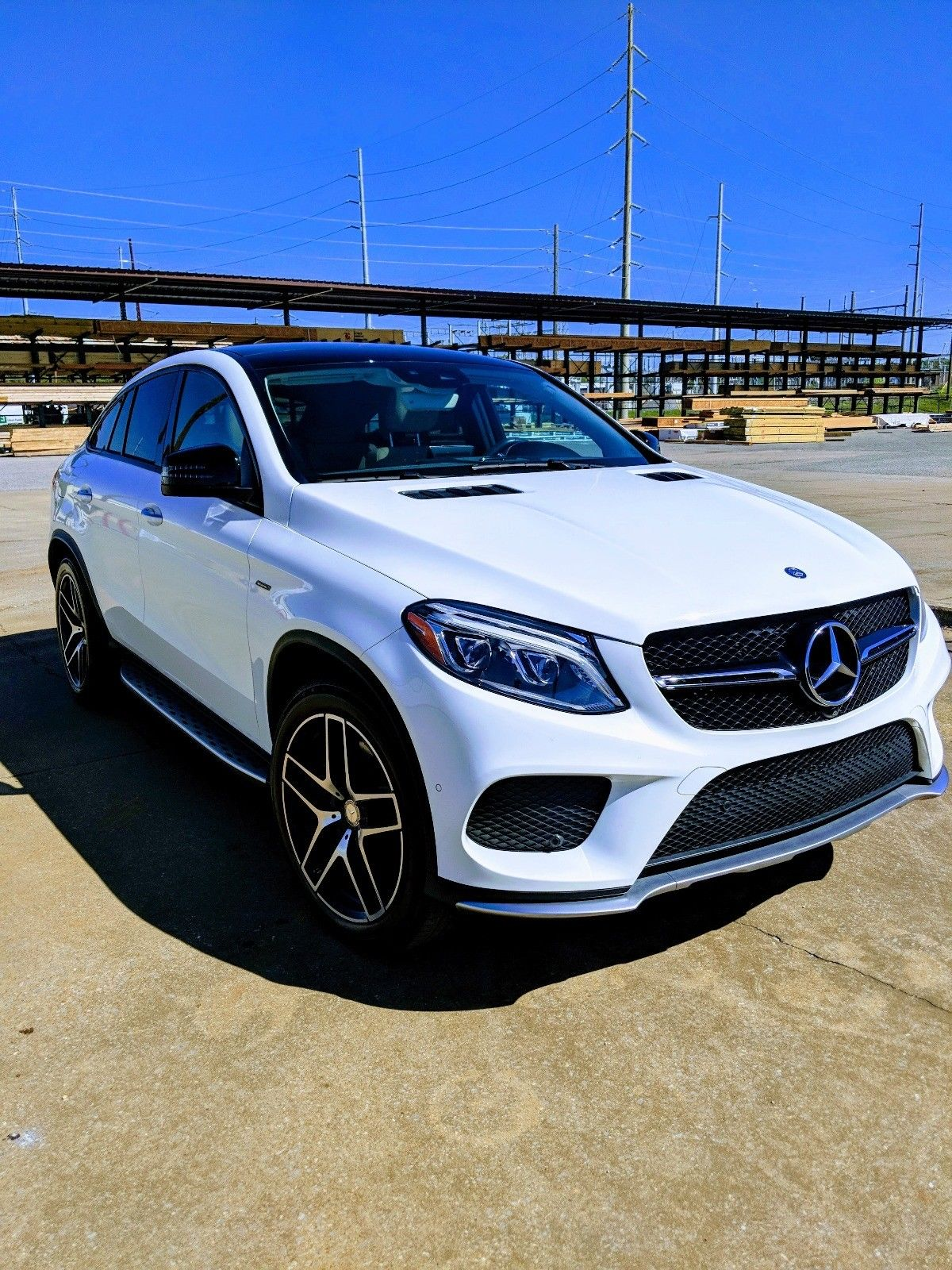 great 2016 mercedes benz gle450 coupe amg 2016 mercedes benz gle 450 couple amg 4matic certified. Black Bedroom Furniture Sets. Home Design Ideas