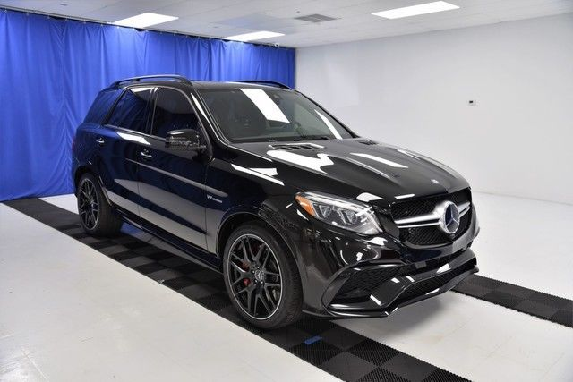Awesome 2016 Mercedes Benz Other Amg Gle 63 S Model 7593 Miles Black Suv 5 5l Di Twin Turb 2018 2019