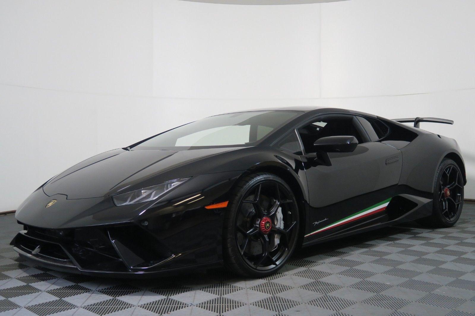 Great 2018 Lamborghini Huracan Performante Ala Aerodynamics And