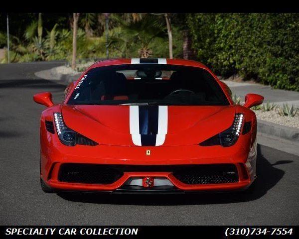 Great 458 Speciale 2015 Ferrari 458 Speciale Automatic 2,Door Coupe  2018,2019