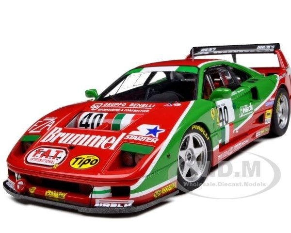 Diecast \u0026 Toy Vehicles FERRARI F40 LE MANS 1995 40