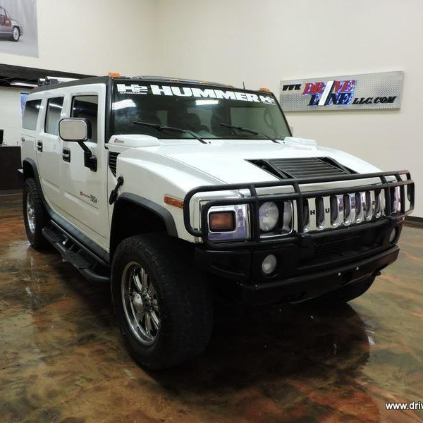 Amazing H2 Supercharged Suv 2003 Hummer H2 Supercharged Suv 124501