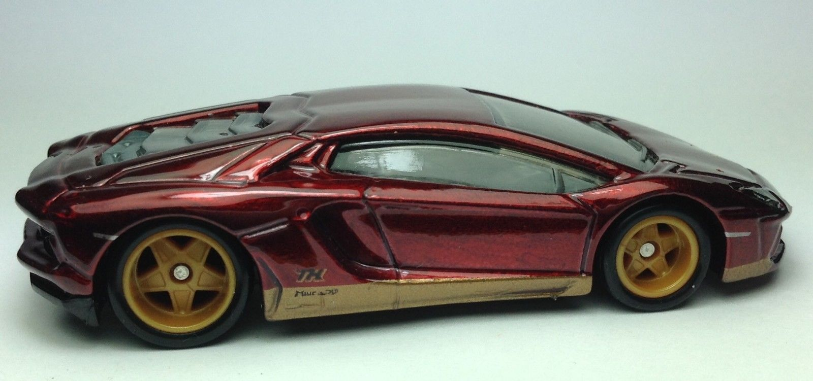 Awesome HOT WHEELS 2018 SUPER TREASURE HUNT LAMBORGHINI ...
