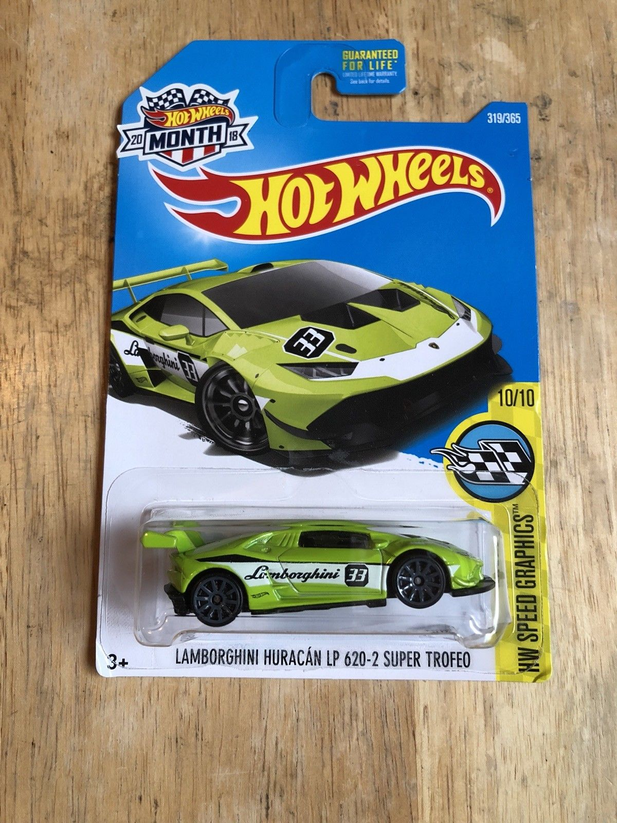 Awesome Hot Wheels 2017 Lamborghini Huracan Lp 620 2 Super Trofeo 2018