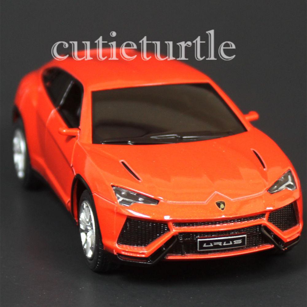 Awesome Kinsmart Lamborghini Urus SUV 1:38 Diecast Toy Car
