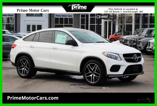 Amazing Mercedes Benz Gl Cl Amg Gle 43 4matic Gle43 43amg 2018 Coupe Turbo 3lv6 2 Suv Moonroof Park Ist Pkg 2019