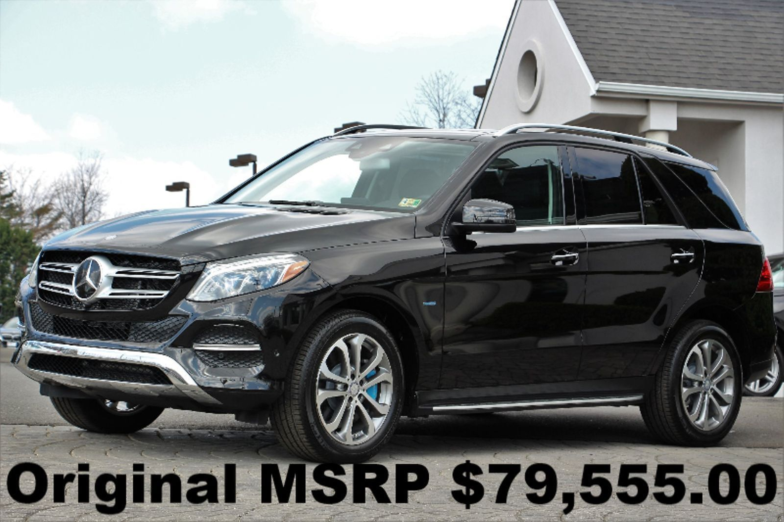 Great Mercedes Benz Gle Cl Gle550e 4matic 2017 P Iii Pkg Panorama Roof Distronic Plus With Steering Ist Rear Dvd Black 2018