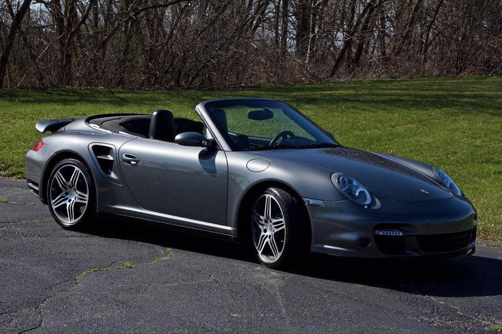 Great Porsche 911 2dr Cabriolet Turbo 2008 Porsche 911 Turbo