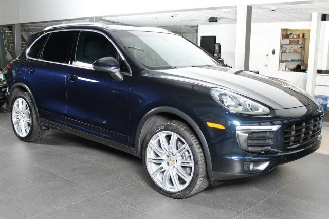 Awesome Porsche Cayenne 2016 SUV Used Premium Unleaded V 6 3 6 L 220