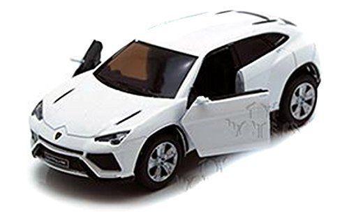 Great Scale 1 38 Lamborghini Urus Pull Back Action Diecast Car White