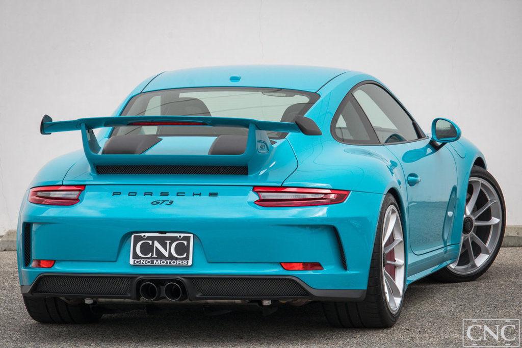 Awesome Porsche 911 GT3 2018 Porsche 911 GT3 991 991.2 ...