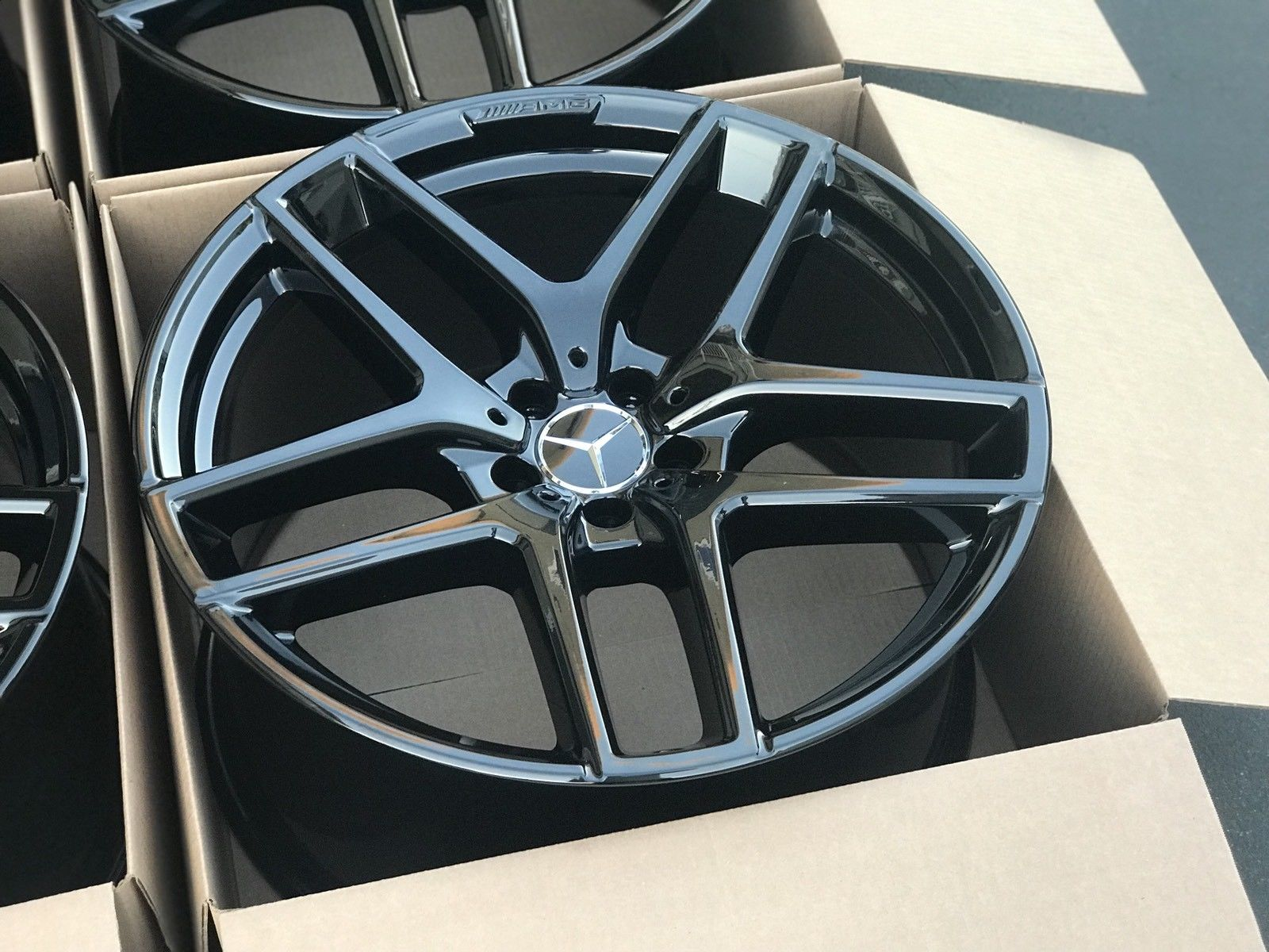 Amazing 21 Mercedes Gle Factory Amg Wheels Oem Rims Gle63