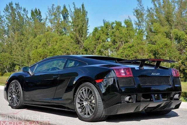 Amazing 2008 Lamborghini Gallardo Superleggera Lamborghini Gallardo